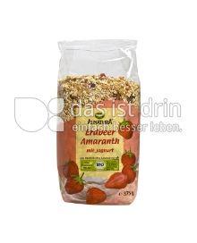 Produktabbildung: Alnatura Erdbeer-Amaranth mit Joghurt 375 g