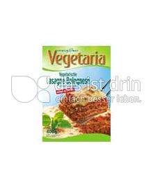 Produktabbildung: Eyckeler Malt Vegetaria Vegetarische Lasagne Bolognese 400 g