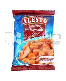 Produktabbildung: Alesto Erdnüsse im Teigmantel 200 g