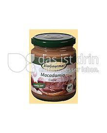 Produktabbildung: BioGourmet Macadamia Creme 250 g