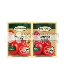 Produktabbildung: BioGourmet Tomaten stückig 400 g