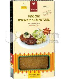 Produktabbildung: Viana Veggie Wiener Schnitzel 200 g