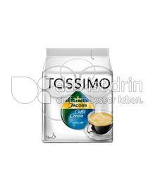 Produktabbildung: Tassimo Jacobs Caffè Crema sanft & mild 16 St.