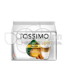 Produktabbildung: Tassimo Jacobs Caramel Macchiato 8 St.