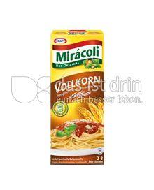 Produktabbildung: Mirácoli Vollkorn Spaghetti mit Tomatensauce 2-3 Portionen 397 g