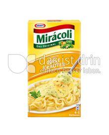 Produktabbildung: Mirácoli Linguine Käse Kräuter 4-5 Portionen 474 g