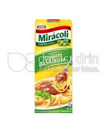 Produktabbildung: Mirácoli Spaghetti Tomate Basilikum 2-3 Portionen 397 g