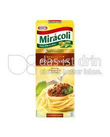 Produktabbildung: Mirácoli Spaghetti Bolognese 2-3 Portionen 463 g