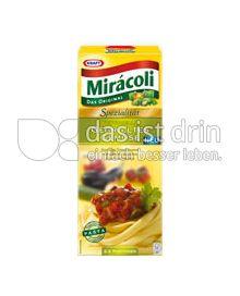 Produktabbildung: Mirácoli Fettucelle-Nudeln mit Tomatensauce und gegrilltem Gemüse 2-3 Portionen