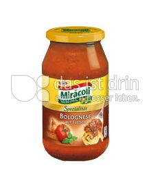 Produktabbildung: Mirácoli Bolognese mit Fleisch 500 ml