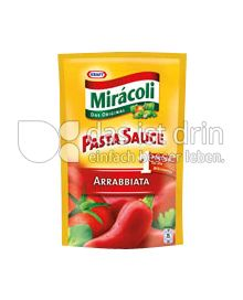Produktabbildung: Mirácoli Pasta Sauce Arrabiata 130 ml