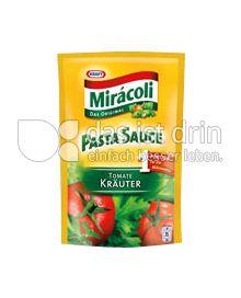 Produktabbildung: Mirácoli Pasta Sauce Tomate Kräuter 130 ml