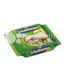 Produktabbildung: Kraft Scheibletten mit Philadelphia Kräuter 185 g