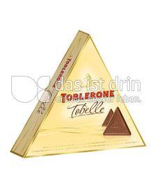 Produktabbildung: Toblerone Tobelle Zarte Genussmomente 160 g