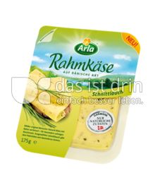 Produktabbildung: Arla Rahmkäse Schnittlauch 175 g