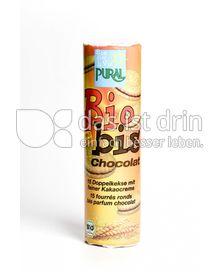 Produktabbildung: Pural Biobis Doppelkekse Chocolat 300 g
