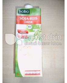 Produktabbildung: BioBio Soja-Reis Drink 1 l