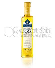 """Produktabbildung: Teutoburger Ölmühle Sonnenblumen-Kernöl """"Vielseitig"""" (BIO) 500 ml"""