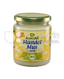 Produktabbildung: Alnatura Mandel Mus 250 g