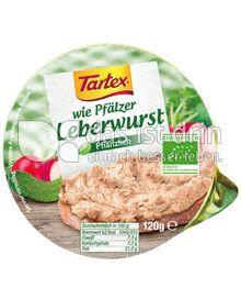 Produktabbildung: Tartex wie Pfälzer Leberwurst 120 g