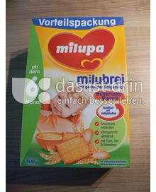 Produktabbildung: Milupa Milubrei Butterkeks-Biskuit 500 g