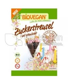 Produktabbildung: Biovegan Zuckerstreusel bunt gemischt 70 g