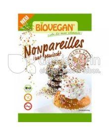 Produktabbildung: Biovegan Nonpareilles bunt gemischt 35 g