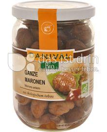 Produktabbildung: Danival Bio Ganze Maronen 320 g