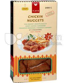 Produktabbildung: Viana Chickin Nuggets 200 g