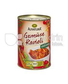Produktabbildung: Alnatura Gemüse Ravioli 400 g