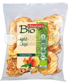 Produktabbildung: rinatura Bio Apfel-Chips 50 g