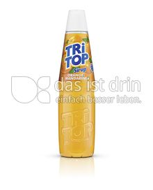Produktabbildung: TRi TOP Sirup Orange-Mandarine 600 ml