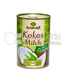 Produktabbildung: Alnatura Kokosmilch 400 ml