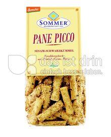 Produktabbildung: Sommer Pane Picco mit Sesam-Schwarzkümmel 150 g