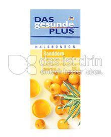 Produktabbildung: DAS gesunde PLUS Sanddorn Halsbonbon 100 g