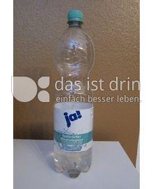 Produktabbildung: ja! Natürliches Mineralwasser Medium 1,5 l