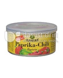 Produktabbildung: Alnatura Paprika-Chili Pastete 125 g