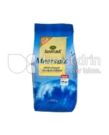 Produktabbildung: Alnatura Meersalz mit Jod 500 g