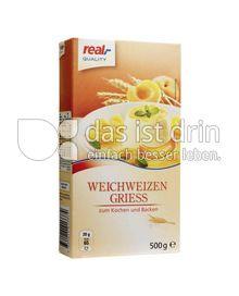 Produktabbildung: real,- Quality Weichweizen Griess 500 g