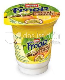 Produktabbildung: Froop Frucht Safari Maracuja-Banane-Mango 150 g