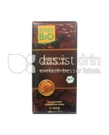 Produktabbildung: enerBIO 70% Kakao Zartbitterschokolade 100 g