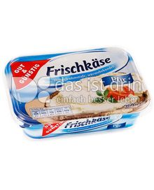 Produktabbildung: Gut & Günstig Frischkäse Pur 200 g