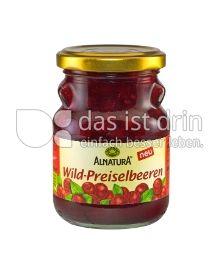 Produktabbildung: Alnatura Wild-Preiselbeeren 220 g