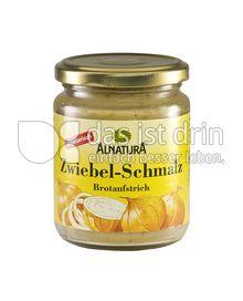 Produktabbildung: Alnatura Zwiebel-Schmalz Brotaufstrich 225 g