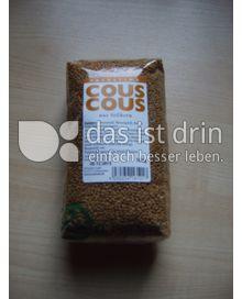 Produktabbildung: El Puente Couscous aus Vollkorn 500 g