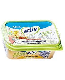 Produktabbildung: Bellasan activ Cholesterinsenkende Halbfett-Margarine 250 g