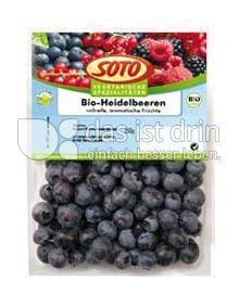 Produktabbildung: Soto Bio-Heidelbeeren 250 g
