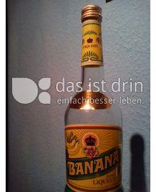 Produktabbildung: Exquisit Banana Liqueur 0,5 l
