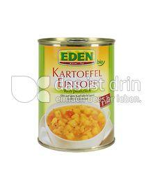 Produktabbildung: Eden bio Kartoffeleintopf 560 g