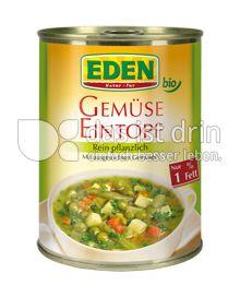 Produktabbildung: Eden bio Gemüseeintopf 560 g